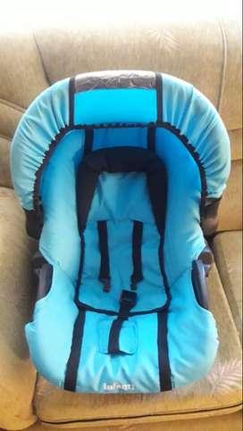 Silla De Auto Para Recien Nacido, Car Seat Porta Bebe 0-24m