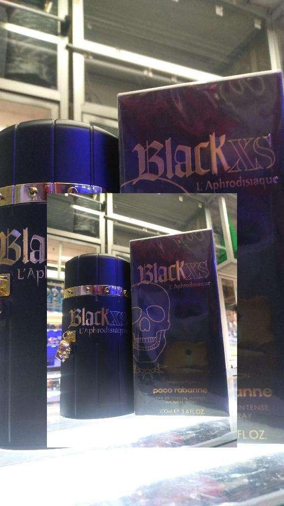 Black Xs Aphrodisiaque