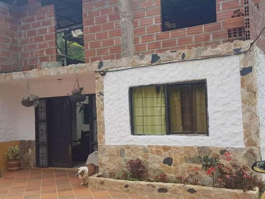 Vendo casa finca en san Cristóbal vereda La cumbre 0