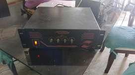 Amplificador de Ocho Transistotes