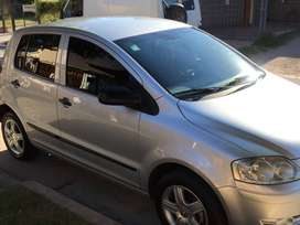 VW FOX 2007 COMFORTLINE