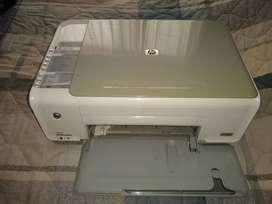 Vendo impresora HP Photosmart C3180 All-in-One (2007)