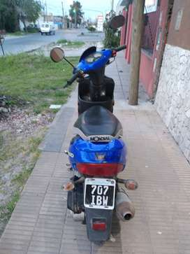 Vendo scooter 50cc Mondial 2012