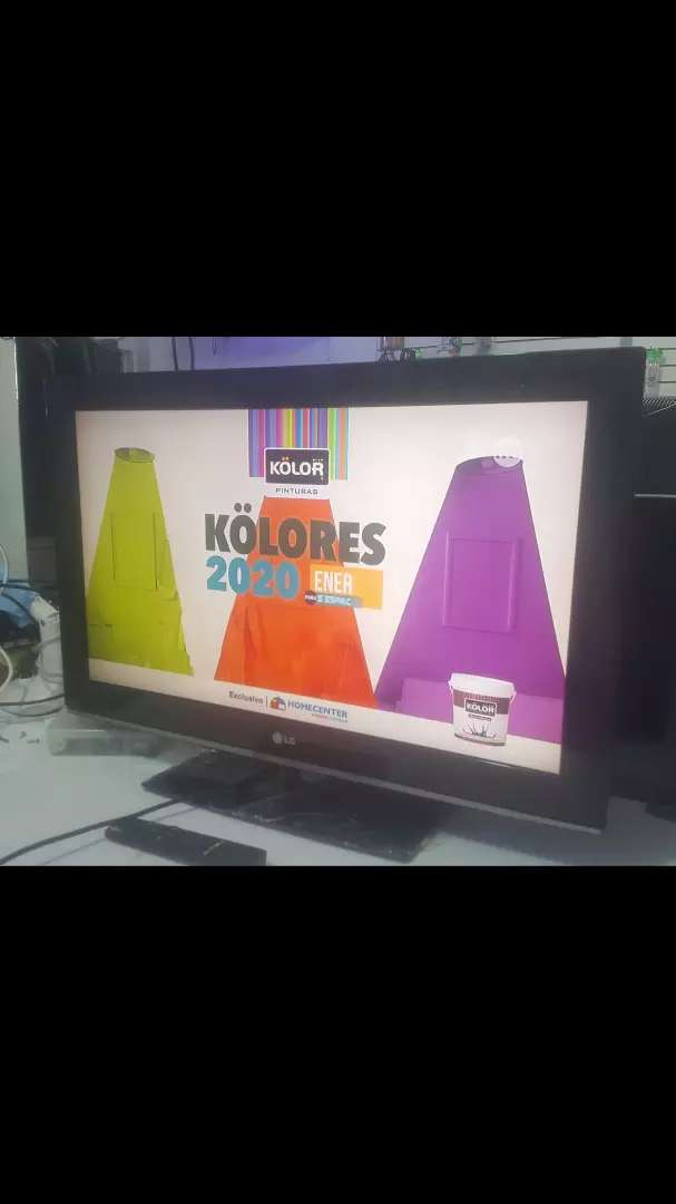 Vendo televisor LED LG 32 pulgadas 0