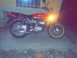 Vendo Suzuki ax 100
