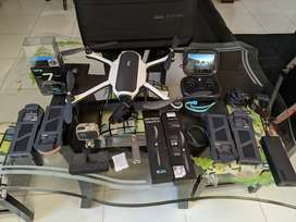 Drone GoPro karma drone con cámara GoPro Hero 7 black