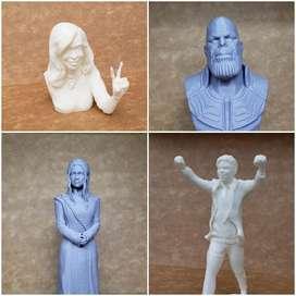 Esculturas Impresión 3d