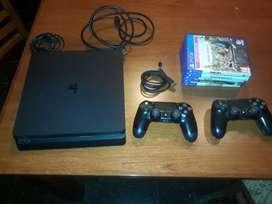 Playstation slim 4 de un 1TG