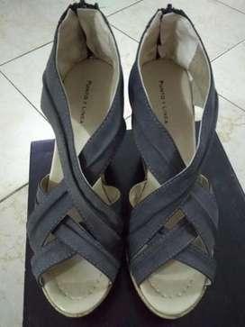 Zapatos Punto Y Linea