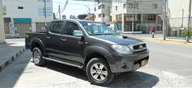 Toyota Hilux SRV 2008 impecable