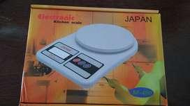 Balanza Digital Gramera Japón 7 Kilos de Capacidad