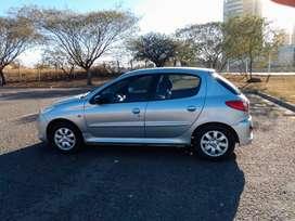 Peugeot 207 mod 2010 con GNC