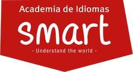 Cedo curso de inglés a cuotas Academia, Smart A1 - C1