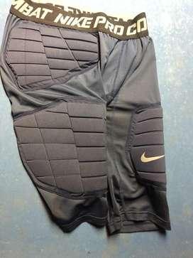 Nike Pro Combat - Calza con Proteccion