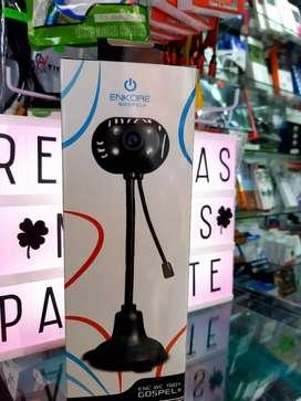 CÁMARA WEB CON MICROFONO PARA PC