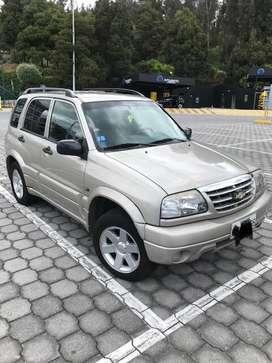 Chevrolet Grand Vitara  5p Oportunidad 4x4  AC