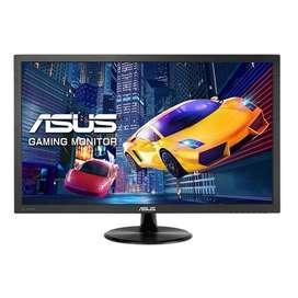 """Monitor Gaming ASUS VP228QG: 21,5"""", FHD, 1 ms, 75 Hz, Adaptive-Sync/FreeSync, Filtro de luz azul, Antiparpadeo"""