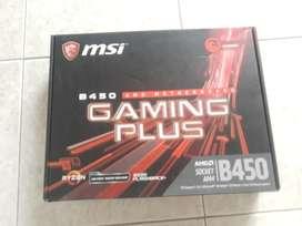 Board MSI b450 para amd