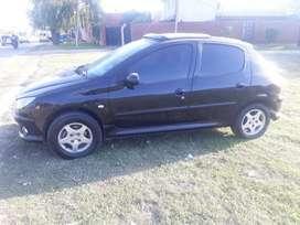 Peugeot 206 full modelo.2006 Titular al día!