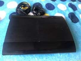 Vendo PlayStation 3 SuperSlim con accesorios y juegos