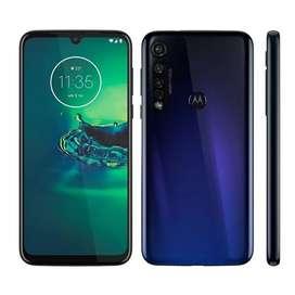 Motorola G8  color azul