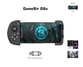 Gamepad - GAMESIR G6S para juegos, PUBG MOBILE, FREE FIRE, FORTNITE, CALL OF DUTTY ,ETC. - gatillos. Jostick , mandos