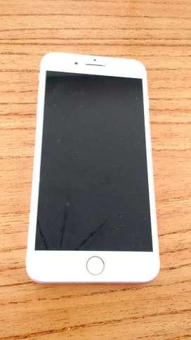 iPhone 7 plus 256 gb, como nuevo