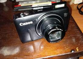 Camara canon sx600 hs
