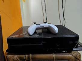Xbox one 500G mas juegos