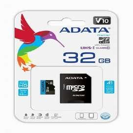 Tarjeta Micro SD Adata 32gb