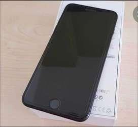 Iphone 7 plus negro de 128gb