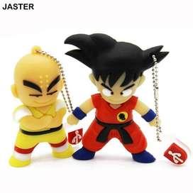 Usb 16gb Goku Y Krilin