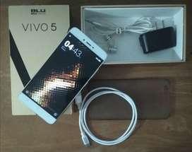 Celular BLU VIVO 5 | Octa Core | 3Gb Ram | 32Gb Interna