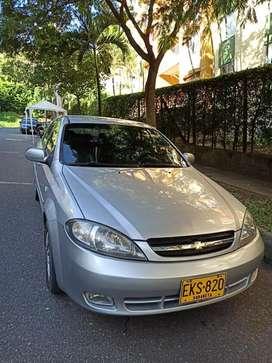 Hermoso Chevrolet Optra 1800, modelo 2006