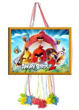 piñatas angry birds