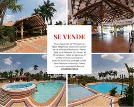 Se Vende hotel campestre en Villavicencio