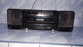 Radiograbadora Sony Boombox Modelo CFS-710S