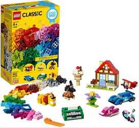 Classic Lego Caja de 900 piezas/fichas Nuevo Sellado ORIGINAL