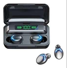 Reloj Inteligente + Auriculares Bluetooth