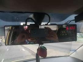 Vendo espejo inteligente y taxímetro