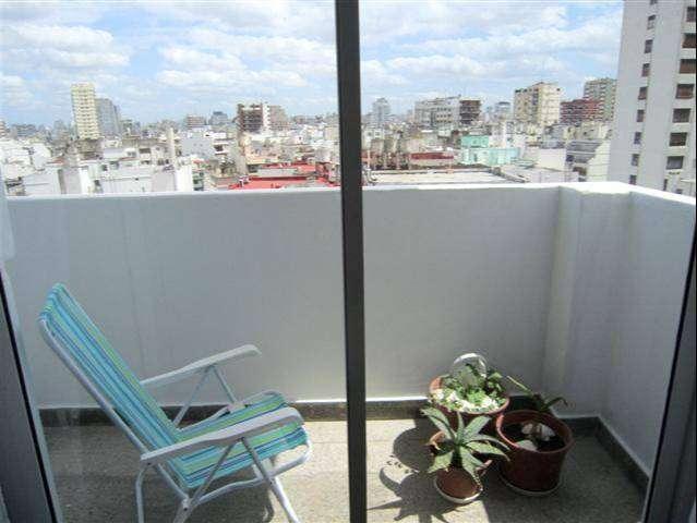 Departamento Santa Fe 2900 (Aguero) - 4 ambientes - Balcon y vigilancia 0