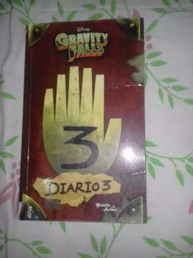 "Diario 3 ""Gravity falls"""