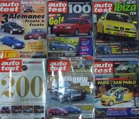 Revistas Autotest