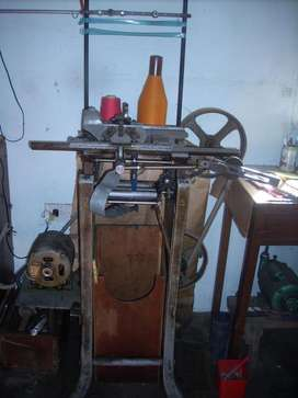 maquina de tejer industrial - tirillera