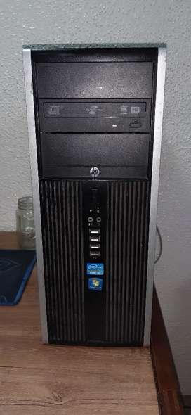 Computador (PC) marca HP, Intel core i3