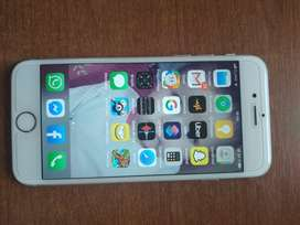 Vendo Iphone 6S 128GB perfecto estado
