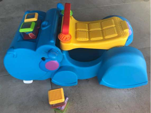 PATA PATA FISHER PRICE1500 0