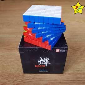 Cubo Rubik 7x7 Spark Magnetico Qiyi X-man Desing Speed Cube