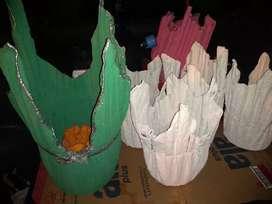 Vendo Plantero artesanal