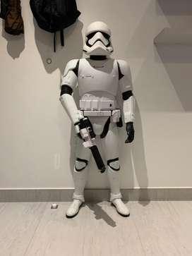 Stormtrooper tamaño real y original